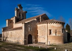 Ermita de estilo románica de Castillejo