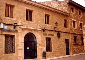 Fachada Museo Cervantino