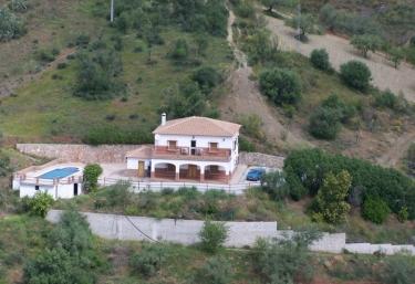 Casa Rural Villa El Terral - Riogordo, Málaga