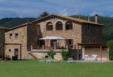 Masia Quelet - La Vall De Bianya, Girona