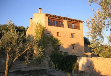 Mas Cholvi - Horta De Sant Joan, Tarragona