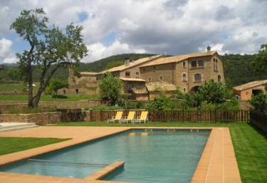 Casa Vilanova d'Isanta - Lladurs, Lleida