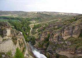 Zona natural del entorno