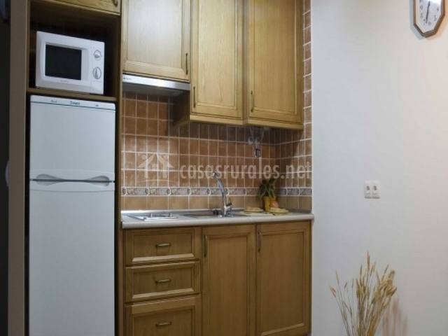 La portada del medievo en javierregay huesca for Muebles de cocina huesca