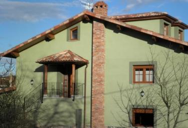 Casa Verónica - San Roque Del Acebal, Asturias