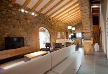 El Maset del Vilosell - El Vilosell, Lleida