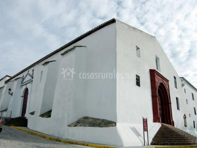 Iglesia de Santa Catalina en Aracena