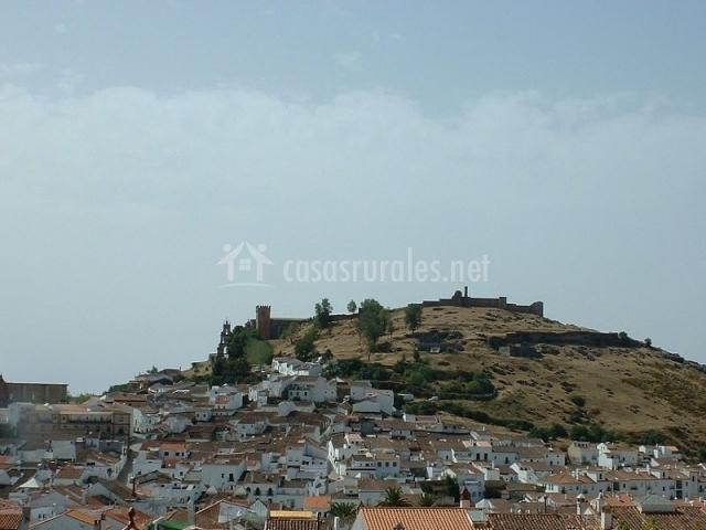 La ciudad y el Castillo