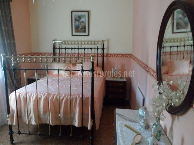 Habitación de matrimonio