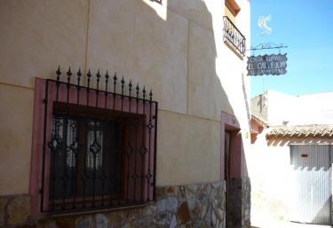 Casa Rural El Callejón - Casas Del Cerro, Albacete