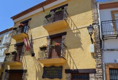 Apartamento rural El Botijo  - Cardenete, Cuenca