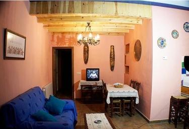 El Mirador de Poyatos- Apartamento Azul - Poyatos, Cuenca