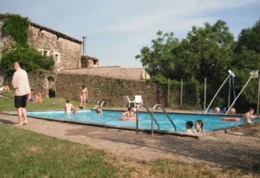 Les Gasoveres - Rocabruna, Girona