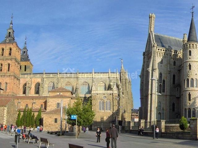 Patrimonio arquitectónico de Astorga