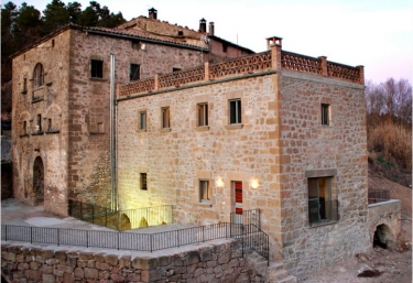 Molí de Querol - Castellar De La Ribera, Lleida