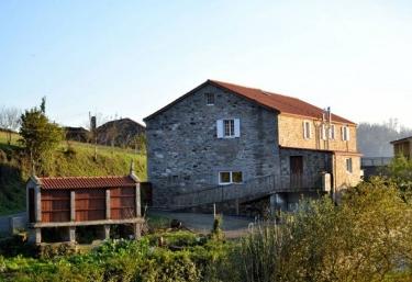 A Casa do Folgo - A Baña, A Coruña