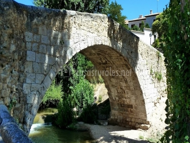 Puente Romano Matrimonio : Casa rural margarita s casas rurales en sotillo de la