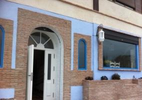 Facha de Pontezuela casa rural con encanto