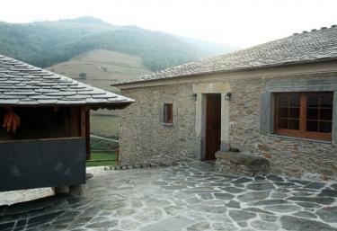 El LLombo de Pendia - Miñagon, Asturias