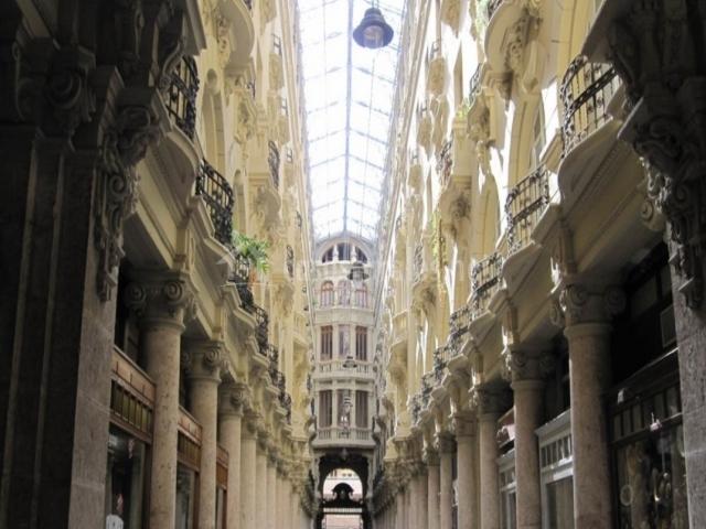Calle de la capital