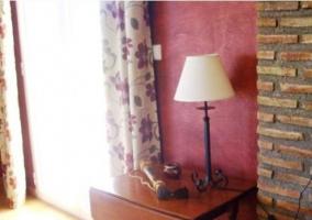 Sala de estar, detalle