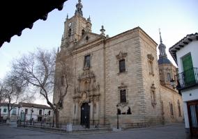 Iglesia de Santo Tomás Apostol, Orgaz