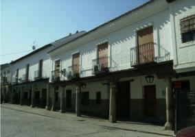 Plaza Mayor de Orgaz