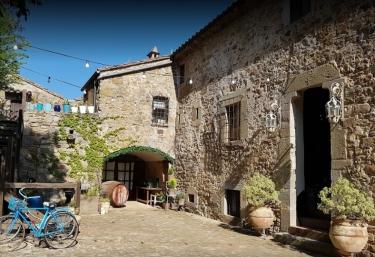Mas Can Batlle - Santa Pau, Girona