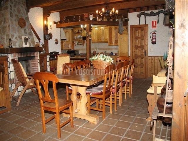 Casa la olma apartamentos rurales en olmedo valladolid - Bodegas en casa ...