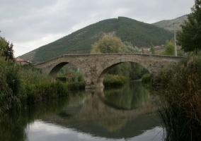 Puente sobre el río Ultzama