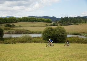 Descubre el valle en bici