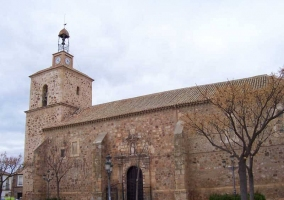 Iglesia de Fernán Caballero