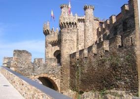 El Castillo de Ponferrada