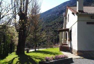 Cal Pastor - Oden, Lleida