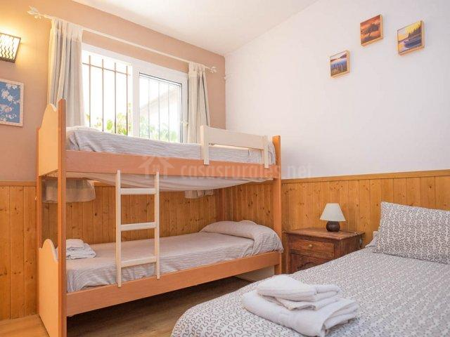 Roqueo de chavela en robledo de chavela madrid for Hotel madrid habitacion familiar