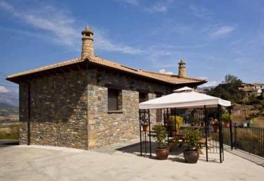 Casa Morillo y Monclús - Morillo De Monclus, Huesca
