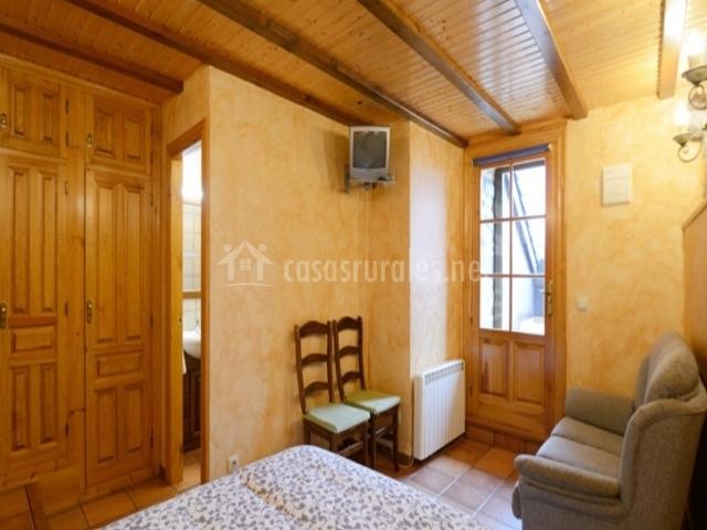 Habitación para parejas