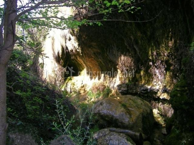 La Cueva de los Ángeles en Villamalea
