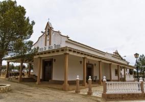 La ermita de San Antón en Villamalea