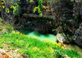 Ruta de senderismo de Las Cuevas de los Ángeles