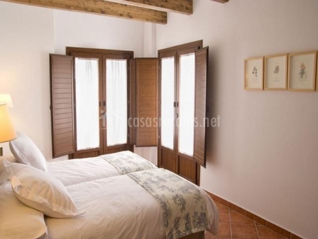 Dúplex Dormitorio doble con vistas