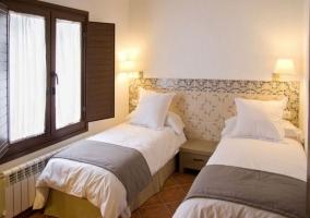 Dúplex Dormitorio con 2 camas