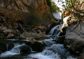 Nacimiento del río Guadalquivr