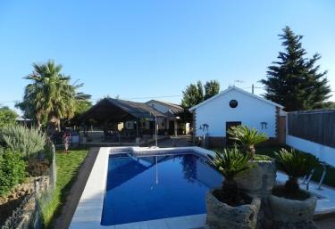 El Campito Casa Rosa - San Jose Del Valle, Cádiz