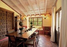 Comedor - Casa Ronda