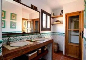 Tercer cuarto de baño - Casa Ronda