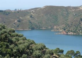 Pantano de la Concepción