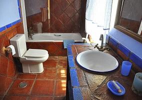 Segundo cuarto de baño - Casa Ronda