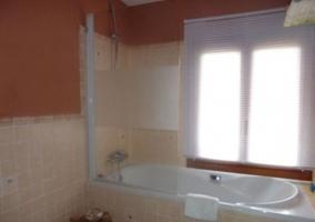 cuarto de baño común
