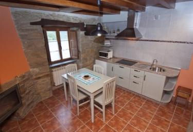 Casa Tía Vicenta - Santa Eulalia De Oscos, Asturias